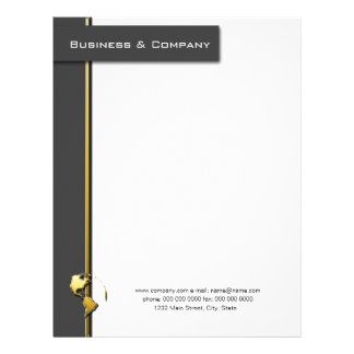 l_business letterhead