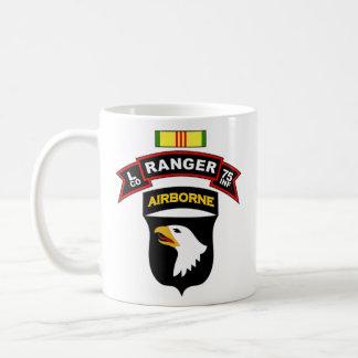 L Co, 75th Infantry - Ranger - 101st Abn, Vietnam Coffee Mug