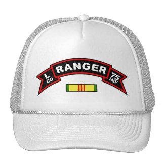 L Co 75th Infantry Regiment - Rangers Vietnam Hat