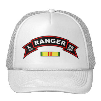 L Co, 75th Infantry Regiment - Rangers Vietnam Trucker Hat