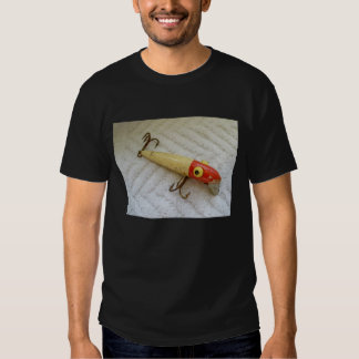 L Cooper Red-Head Goo-Goo Eyes Lure T-Shirt