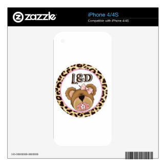 l & d nurse - labor and delivery iPhone 4S decals