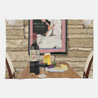 L.D. Vineyard Wine Towel