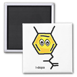 L-Dopa Magnet