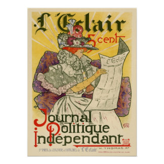 L Eclair Journal Politique Independent Print