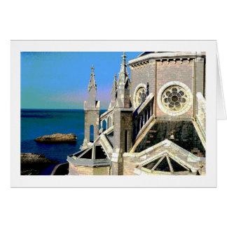 L' église Sainte Eugénie Cards