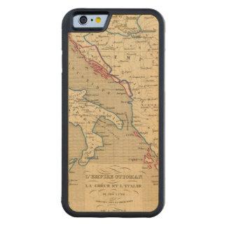 L Empire Ottoman la Grece et l Italie Maple iPhone 6 Bumper Case