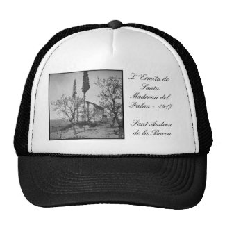 L´Ermita of Santa Madrona of Palau 1917 Trucker Hat
