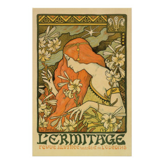 L ermitage posters