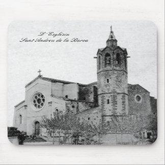 L Esgésia - Sant Andreu of the Boat Mouse Pad