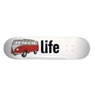 l!festy!e skateboard deck