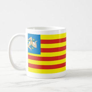 l FNS, Italy Classic White Coffee Mug