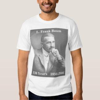 L. Frank Baum, 150 años   1856-2006 Poleras