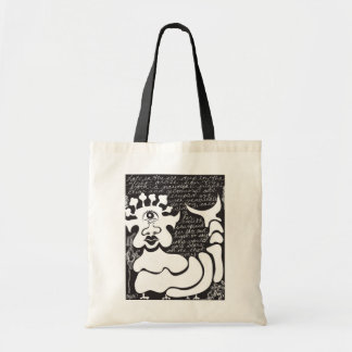 l Fright tote bag