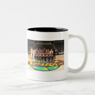 L.Gilmore Two-Tone Coffee Mug