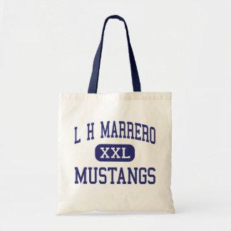 L H Marrero Mustangs Middle Marrero Bags
