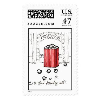 L&H Reed-Sternberg cell stamp