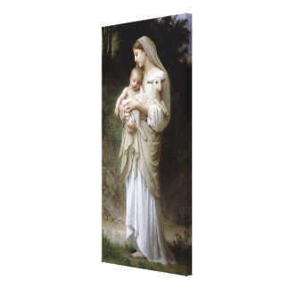 L Innocence Canvas Stretched Canvas Prints