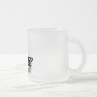 L is for Larry Mug