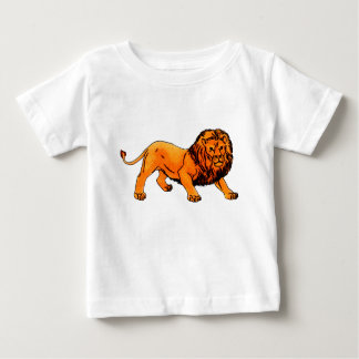 'L' is for Lion Baby T-Shirt