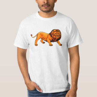 'L' is for Lion T-Shirt