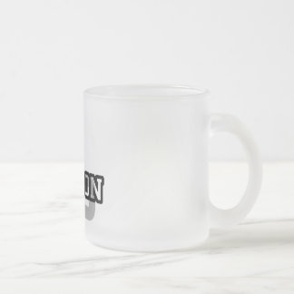 L is for London Coffee Mugs