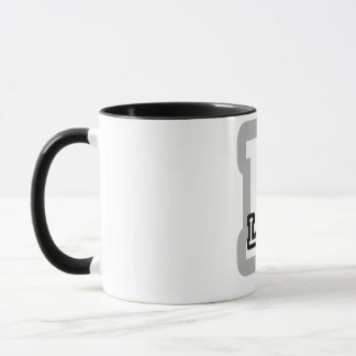 L is for Luz Mug