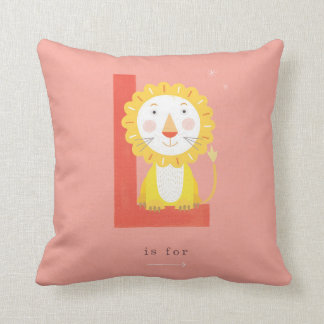 L is for... pillows