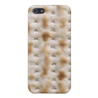 L kosher Pesach del Matzah del Matzo iPhone 5 Protectores