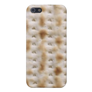 L kosher Pesach del Matzah del Matzo iPhone 5 Carcasa
