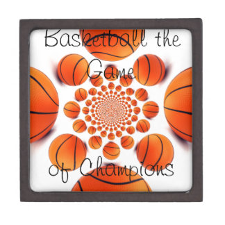 l Love Basketball the Game of Champions Gift Box