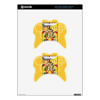 l Love Hillary USA President Stronger Together red Xbox 360 Controller Skin