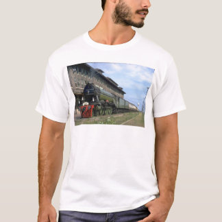 """L&N 4-6-2 with """"Flying Scotsman"""" T-Shirt"""