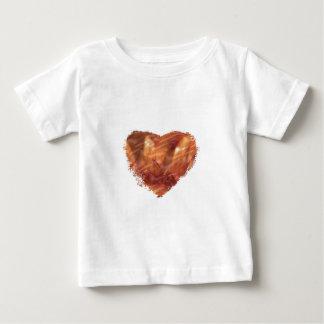 L O T U S    Heart  -  Burning Desires Baby T-Shirt