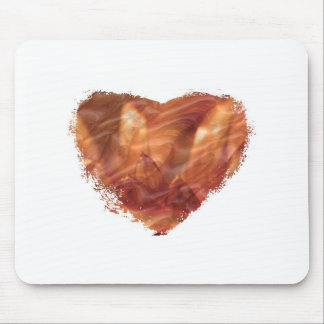 L O T U S    Heart  -  Burning Desires Mouse Pad