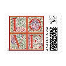 L-O-V-E Postage Stamp ~ 4 Oz.