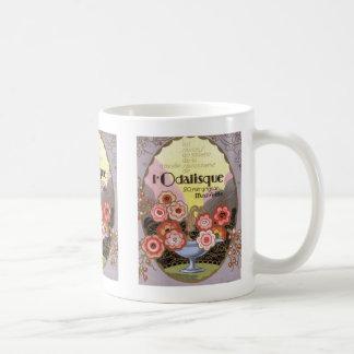 l Odalisque Perfume Label Coffee Mug