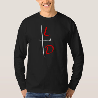 L over D DARK Soaring Shirt