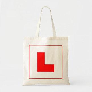 L-Plate Learner Driver / Bachelorette Hen Night Tote Bag