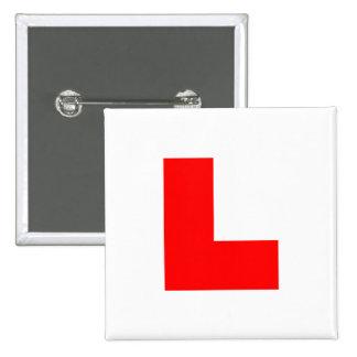 L-Plate Learner Driver / Bachelorette Hen Night Pin