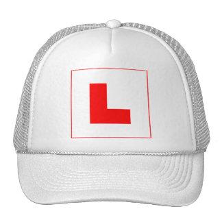 L-Plate Learner Driver / Bachelorette Hen Night Mesh Hats