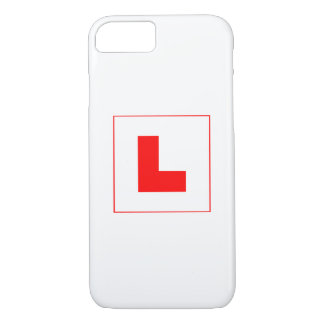 L-Plate Learner Driver / Bachelorette Hen Night iPhone 8/7 Case