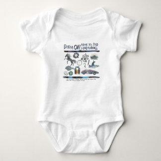 L Pod Dorca Quiz Baby Bodysuit