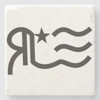 L, Rae Stone Coaster