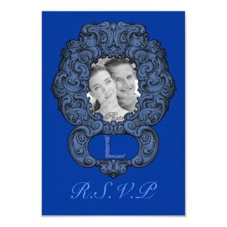 L - The Falck Alphabet (Blue) Card
