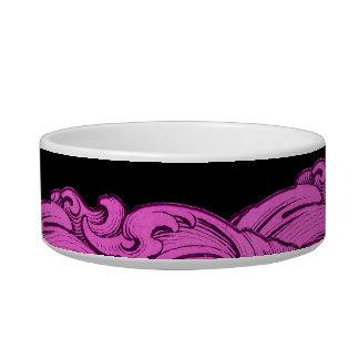 L - The Falck Alphabet (Pink ) Bowl