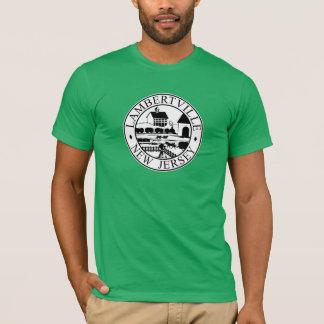 L'ville B/W Seal T-Shirt