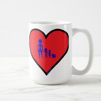 L♥v'n'it Single Mom Coffee Mug