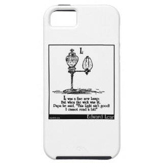 L was a fine new Lamp iPhone 5 Cover