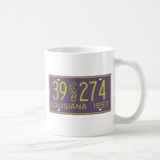 LA57 CLASSIC WHITE COFFEE MUG